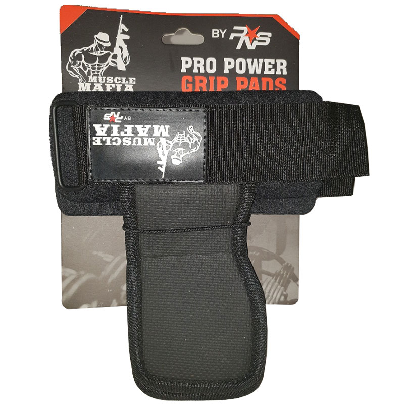 PRO POWER GRIP PAD WITH WRIST SUPPORT