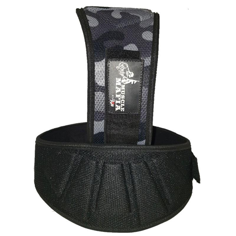 Deluxe Neo Prene training belt-wide back