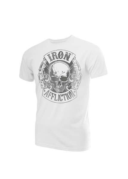 Iron Affliction Skull T-Shirts