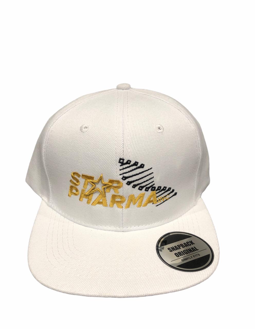 STAR-PHARMA WHITE CAP