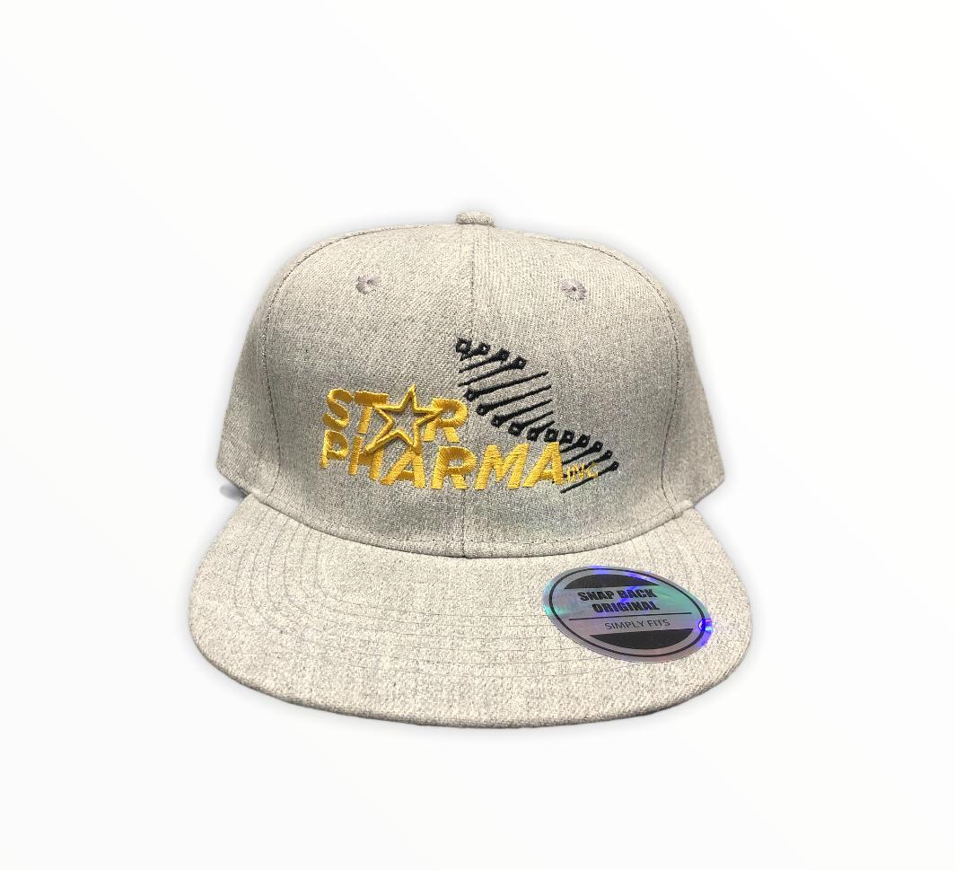 STAR-PHARMA GREY CAP
